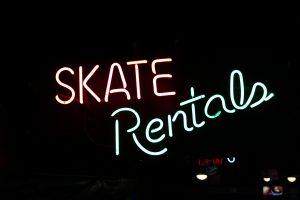 Skate Rentals Neon