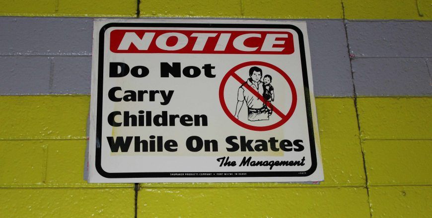 10 Things Rink Owners wish Skaters Would Stop Doing
