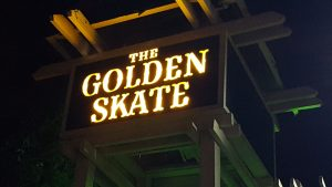 The Golden Skate