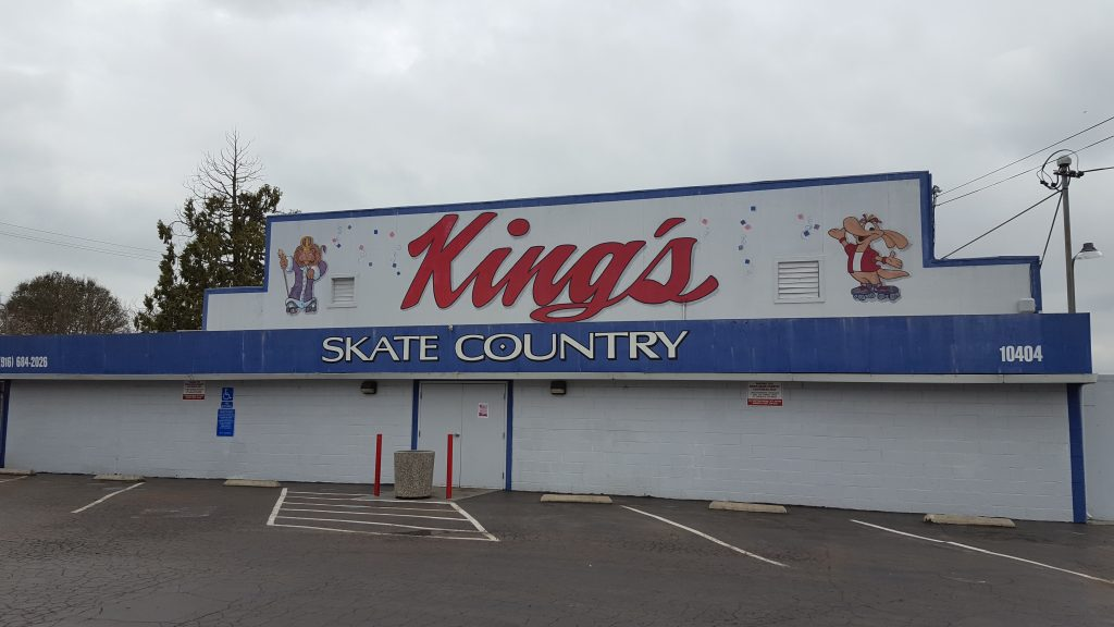 King's Skate Country.