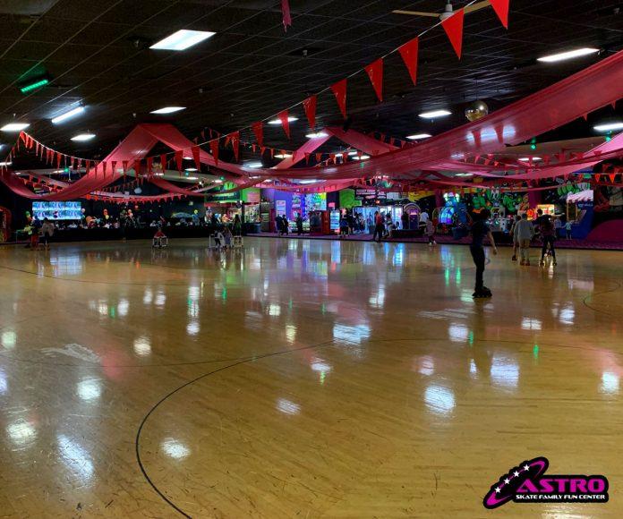 Astro Skate Wood Floor